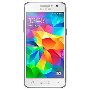 Smartphone Galaxy Grand Prime 3G VE Blanco Claro