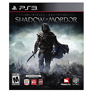 Middle Earth Shadow Of Mordor PS3 - Us