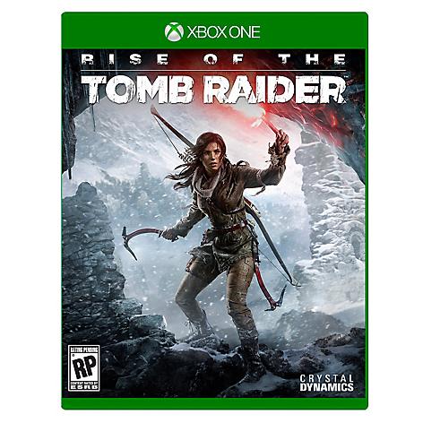 Microsoft Juego Xbox One Rise Of The Tomb Raider Falabella Com