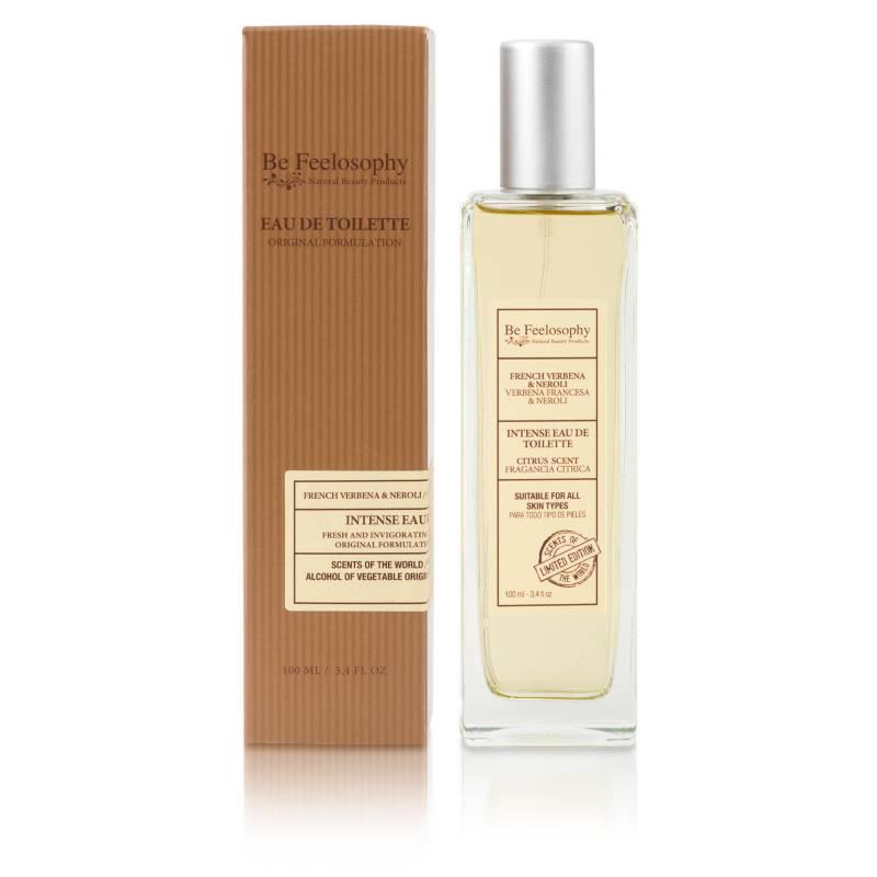 BE FEELOSOPHY - Perfume Mujer Eau De Toilette French Verbena 100 ml