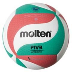 Mitre - Balón de Vóleibol V5M-5000 Oficial Fivb