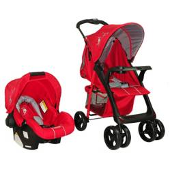 Bebesit - Coche Travel System Jazz 5216