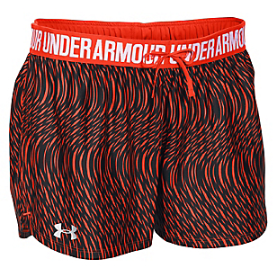 UA Play Up Short - Printed-