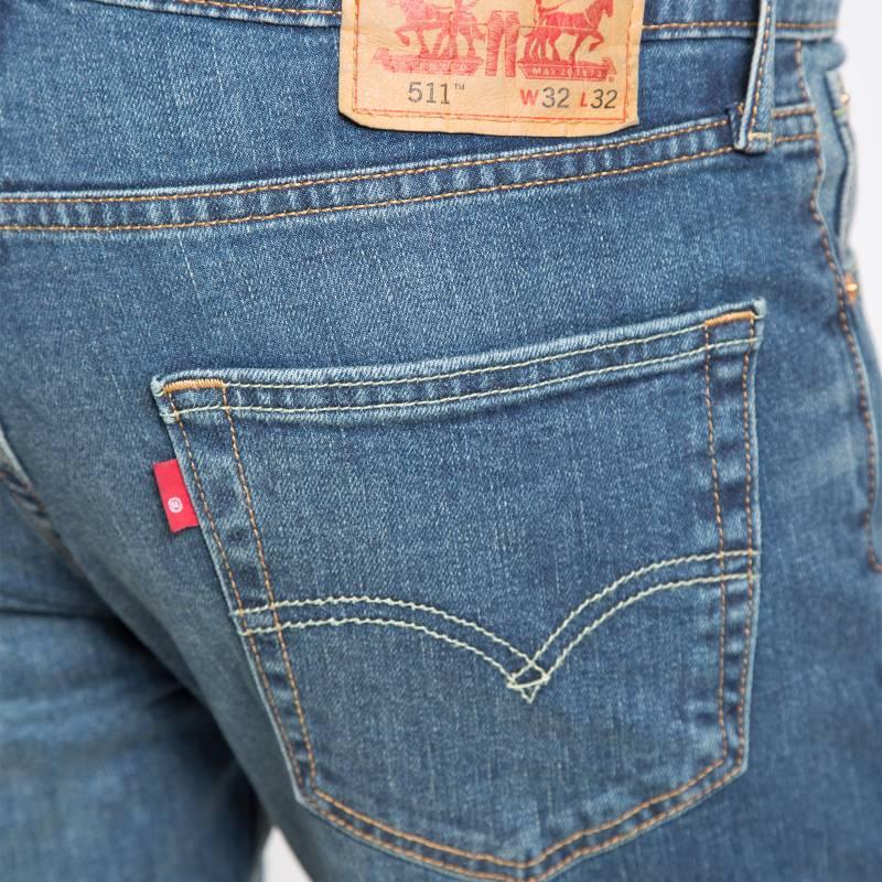 Levis Jeans 511 Slim Fit Falabella Com