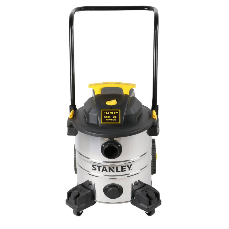 Stanley - Aspiradora 8 Galones 5,5 HP 30 lts
