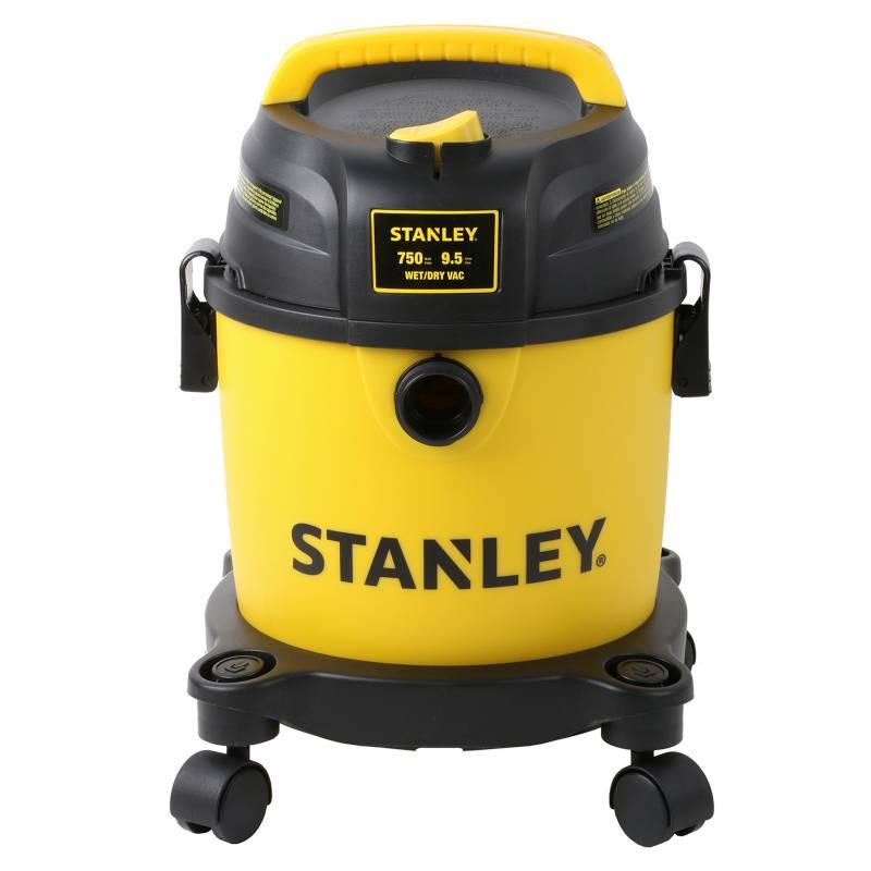 Stanley - Aspiradora 2,5 Galones 4 HP 9,5 lts