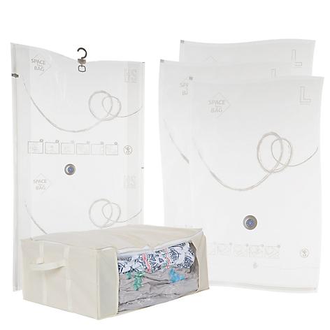 Space Al Tote4 Bag Pack Bolsas Almacenamiento De Vacío hsQtdrC
