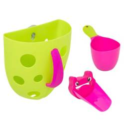 Baby Way - Set Baño Fucsia BW-BBS03F
