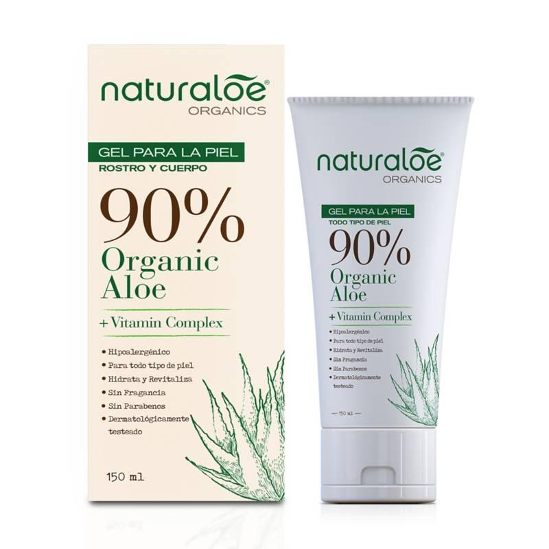 NATURA ALOE - Natura Aloe Gel para La Piel 150 ml