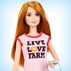 Barbie Granjera
