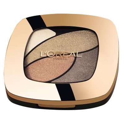 Loreal Color Riche Eyeshadow, 204 Golden Nude, Natural