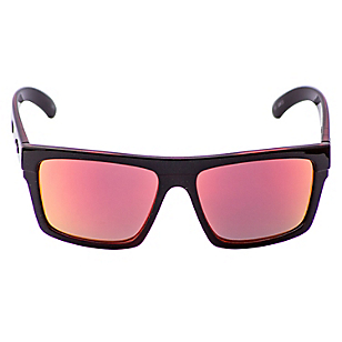 Anteojos de Sol Unisex Volley Black/Clear Red