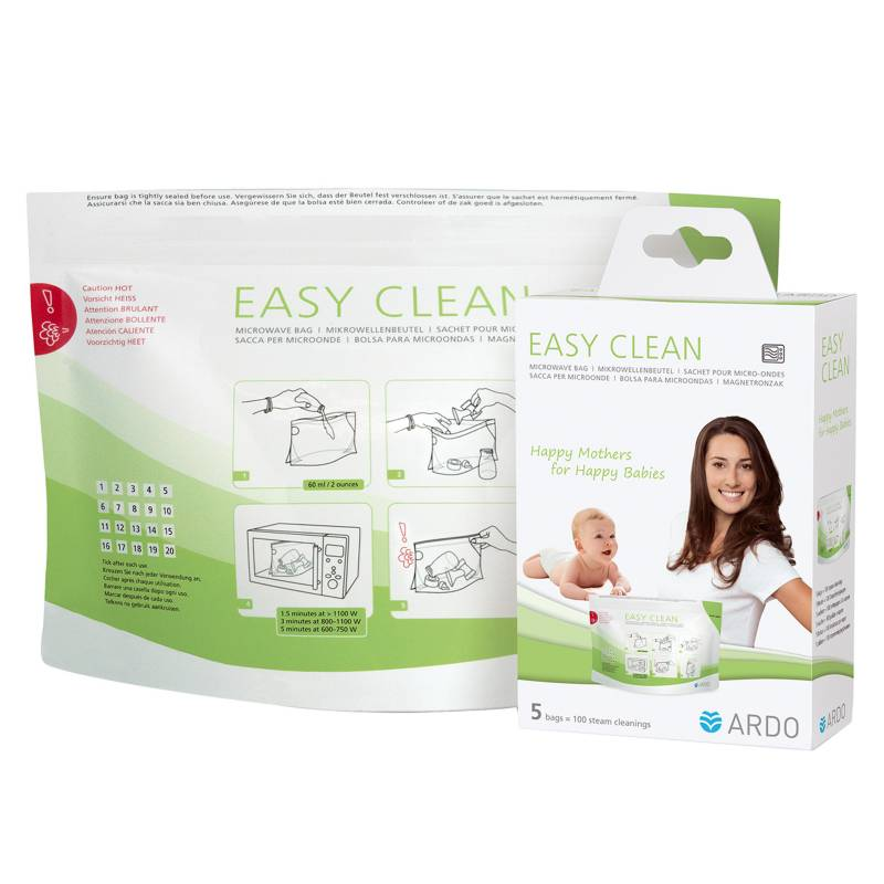 ARDO - Bolsas Esteriliza 5U Easy Clean