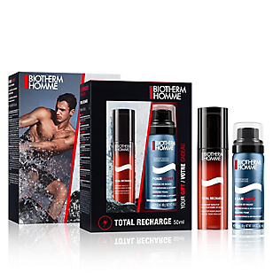 Estuche Total Recharge 50 ML + Rasage 50 ML