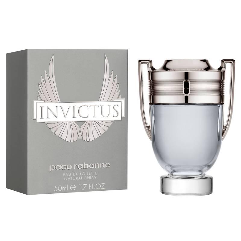 Paco Rabanne - Perfume Hombre Invictus 50 ml Edición Limitada