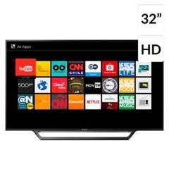 """SONY - LED 32"""" KDL-32W605D LA8 HD Smart TV"""