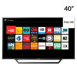 "Sony - LED 40"" KDL-40W655D LA8 Full HD Smart TV"