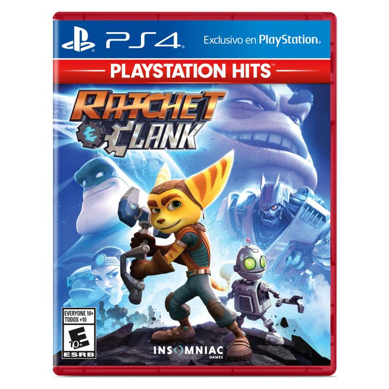 PLAYSTATION - Ratchet And Clank Ps4