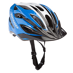 Casco Solstice Youth Azul