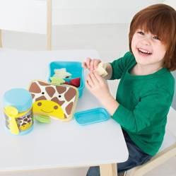 Contenedor de Alimentos Zoo Giraffe