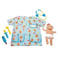 MELISSA & DOUG - Disfraz Pediatra