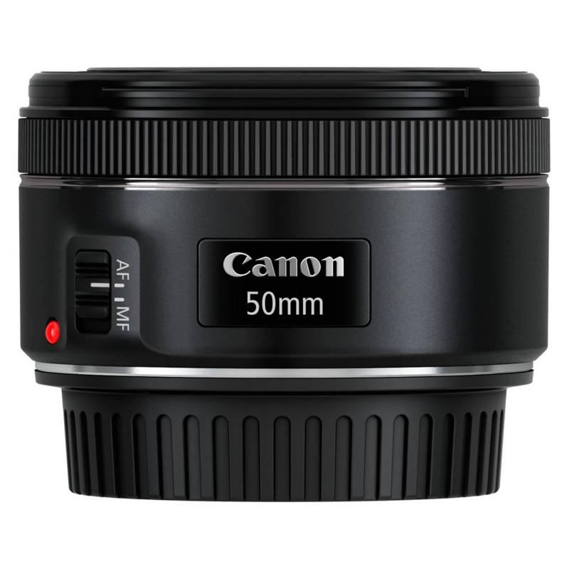 Canon - Lente EF 50 mm / 1.8 STM