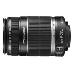 Lente EF-S 55-250 mm IS STM