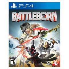 2K Games - Battleborn PS4