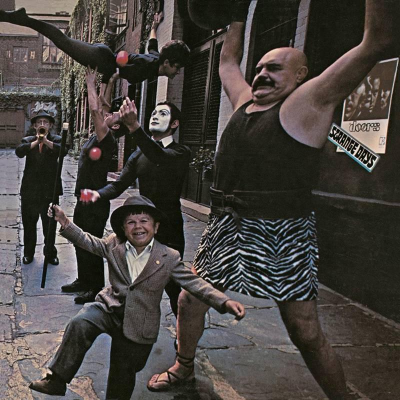 No Marca - Vinilo The Doors Strange Days