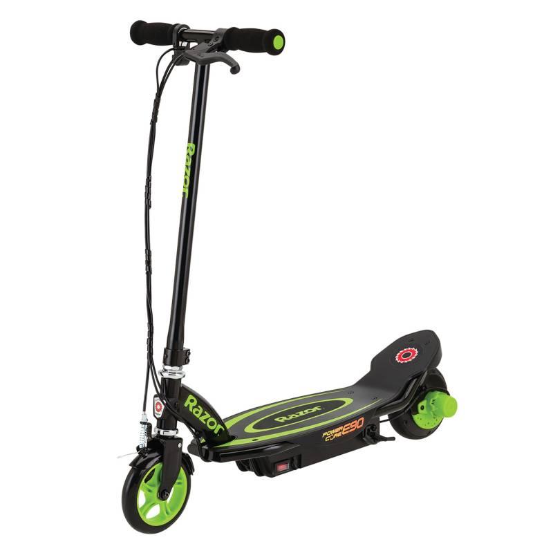 Razor - Scooter Verde Power Core E90