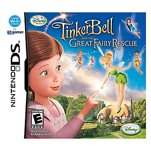 Tinker y the Great Fairy Rescue DS