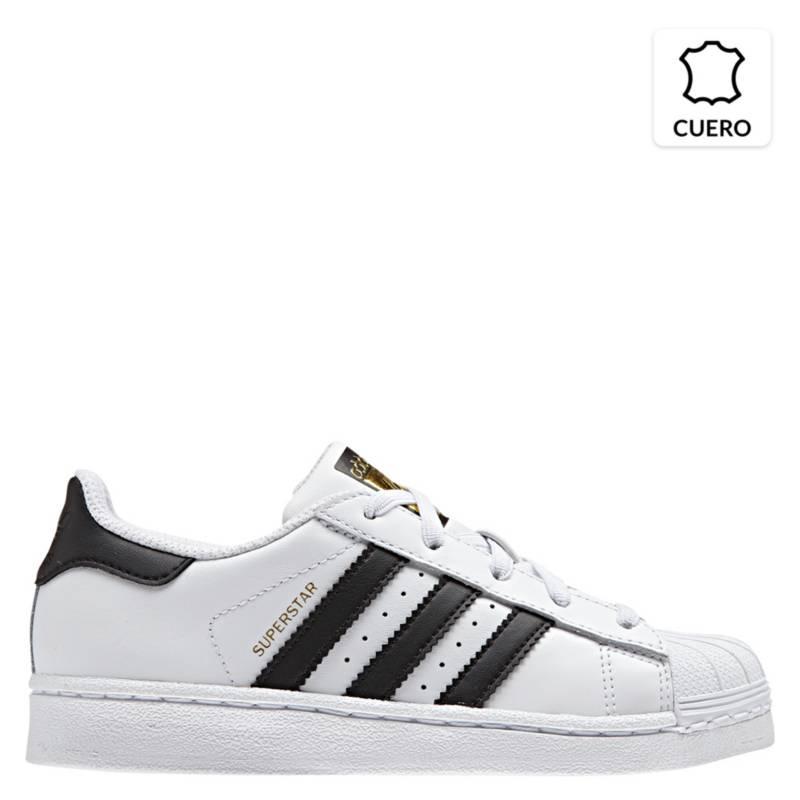 Adidas - Superstar Zapatilla Urbana Niño