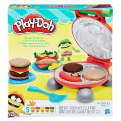 PLAY DOH - Arte Y Manualidades Para Niños Play-Doh Kitchen Creations Hamburguesas A La Parrilla