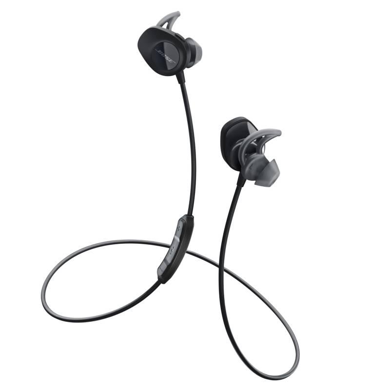 Bose - Audífono Soundsport Wireless Hdphn Blk Ww