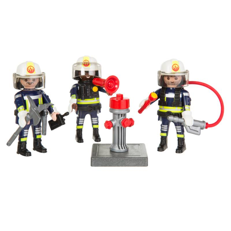 Playmobil - Equipo de Bombero