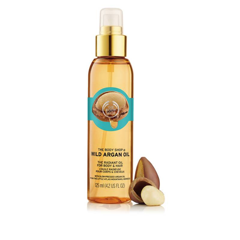 The Body Shop - Aceite Corporal Argán Body Oil 125 ML