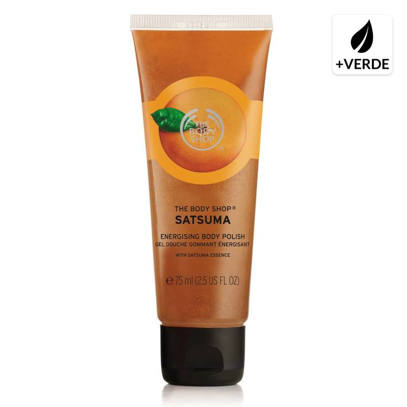 The Body Shop - Exfoliante Corporal Polish Satsuma 75 ML