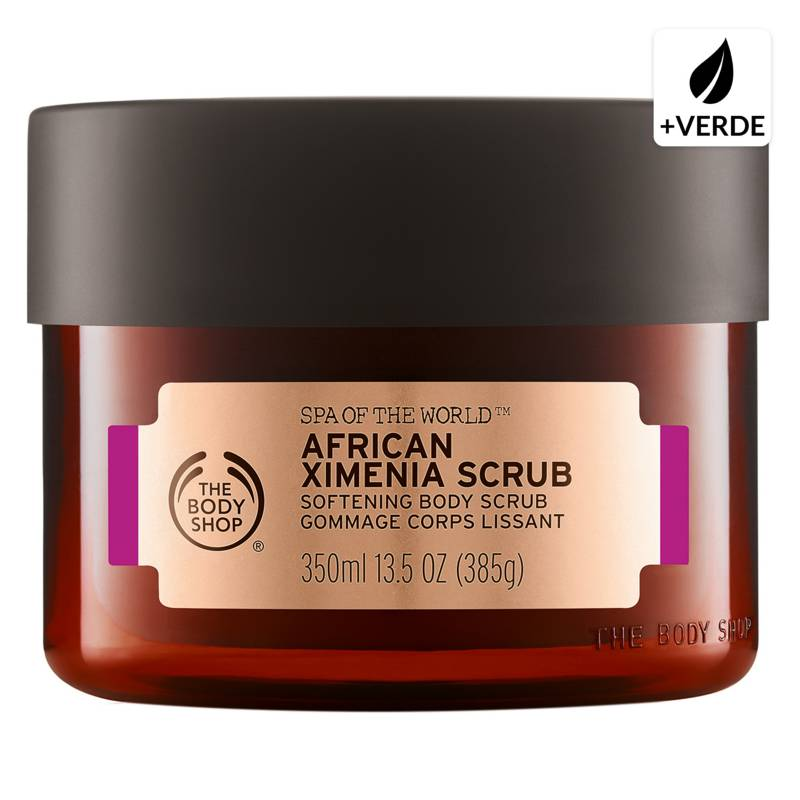 The Body Shop - Exfoliante Corporal Spa Of The World African Ximenia 350 ML