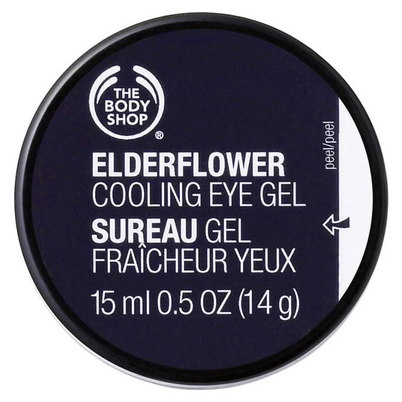 The Body Shop - Gel de Ojos Elderflower 15ML