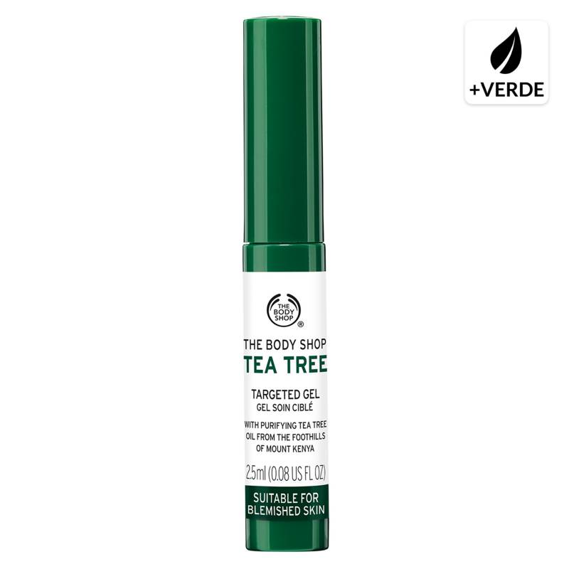 The Body Shop - Gel para Acné Tea Tree Blemish Gel 2,5 ML