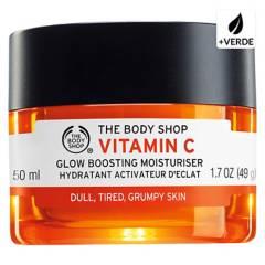 THE BODY SHOP - Hidratante Facial Vitamin C Glow Boosting Moisturiser 50Ml