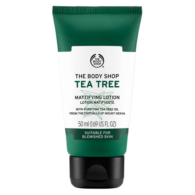 The Body Shop - Loción Matificante Tea Tree Mattifying Lotion 50 ML