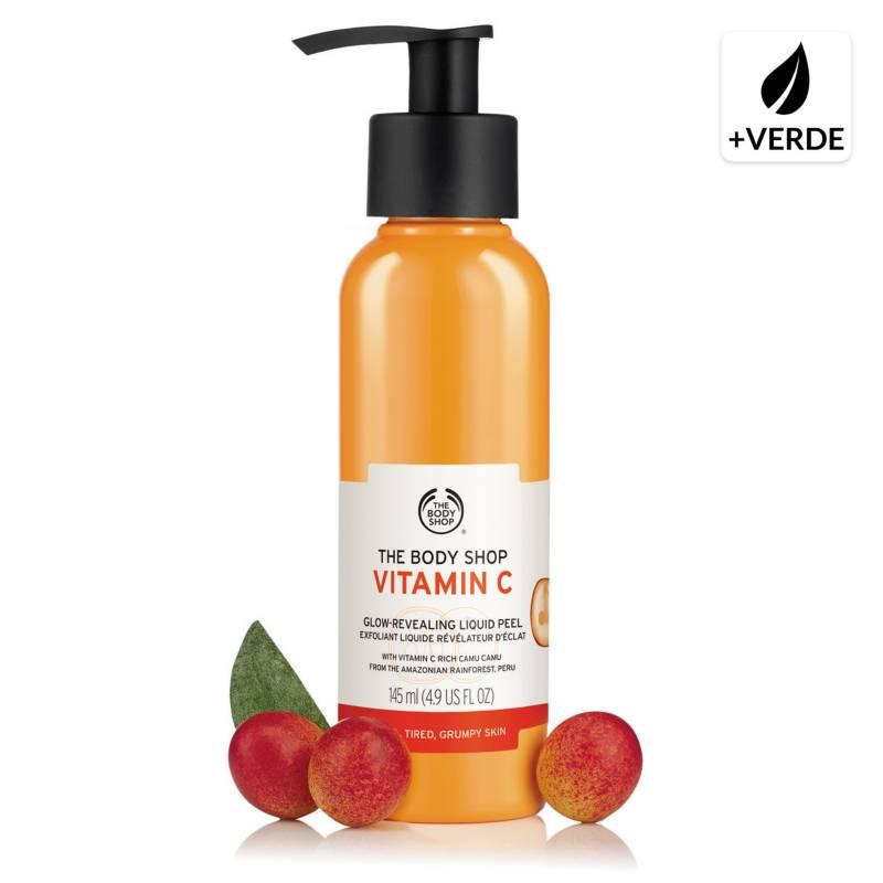 The Body Shop - Peeling Líquido Vitamina C 145ML