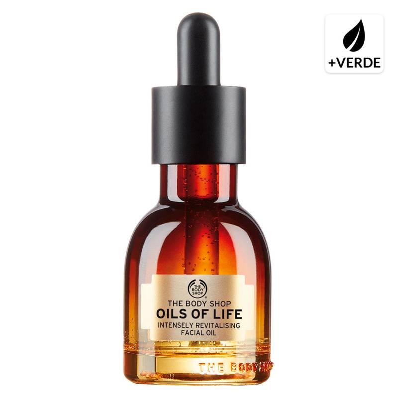 The Body Shop - Aceite Facial Revitalizante Oils of Life Serum 30 ML