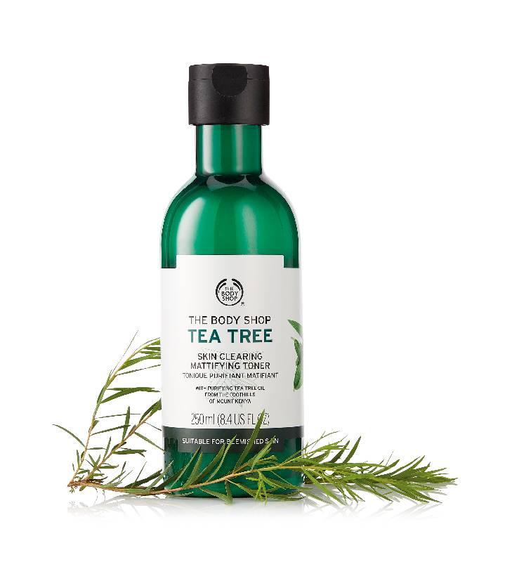 The Body Shop - Tónico Matificante Tea Tree 250 ml