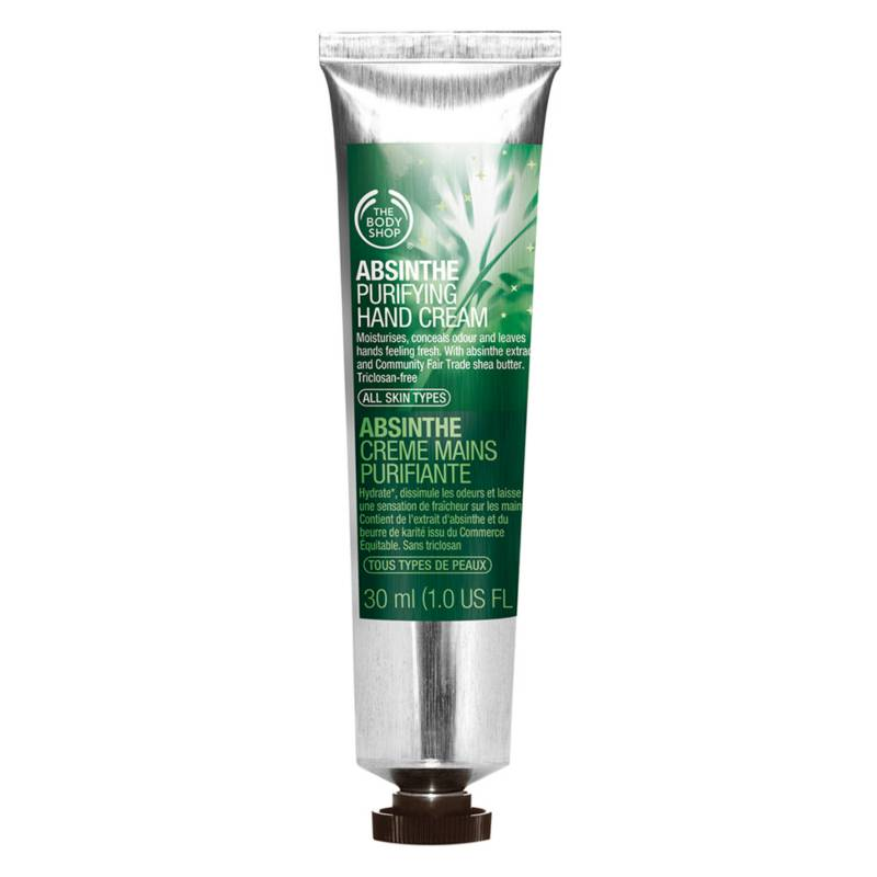 The Body Shop - Crema para Manos Absinthe 30 ML