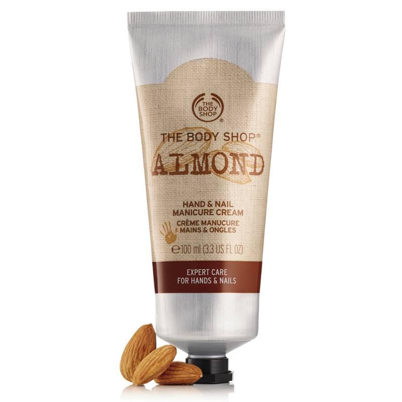 The Body Shop - Crema para Manos Almond 100 ML