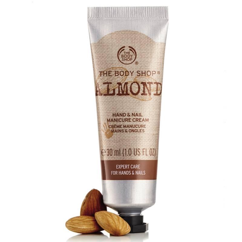 The Body Shop - Crema para Manos Almond 30 ML