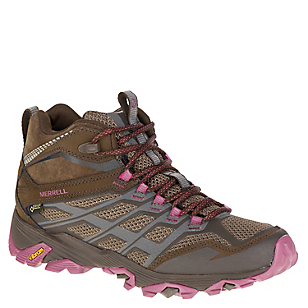 Zapatilla Outdoor Mujer Moab Fst Bould