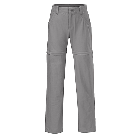 north face pantalon convertible